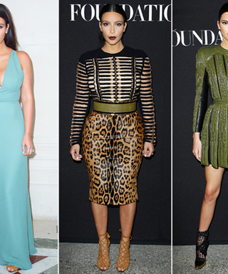 The Kardashians Are Keeping Up with Couture Fashion Week