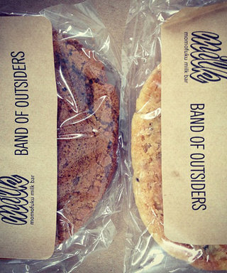 The Sweetest News Ever: Band of Outsiders Will Sell Clothes and Cookies