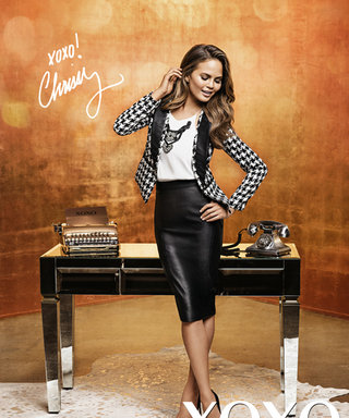 The First Images from Chrissy Teigen's XOXO Campaign Are Here!
