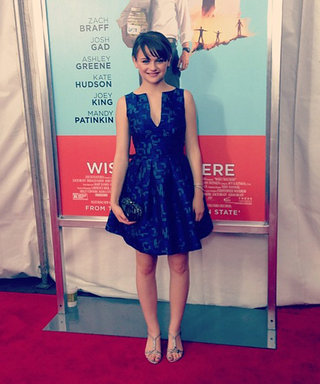 My Red Carpet Night: Actress Joey King Takes Us Inside the Wish I Was Here Premiere