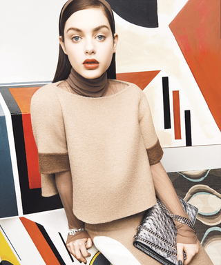 5 Fun Facts We Learned at Odeya Rush's InStyle Photo Shoot