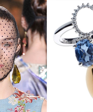 #RocksMyWorld: See How Maison Martin Margiela Puts a Spin on Jewelry Classics