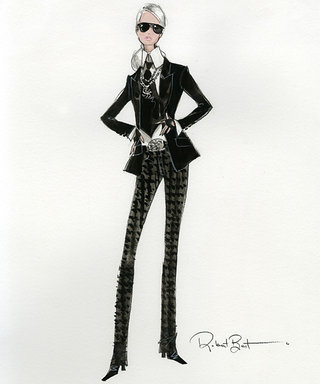 Karl Lagerfeld Is Getting His Very Own Barbie (and She Is Totally Stealing His Style)
