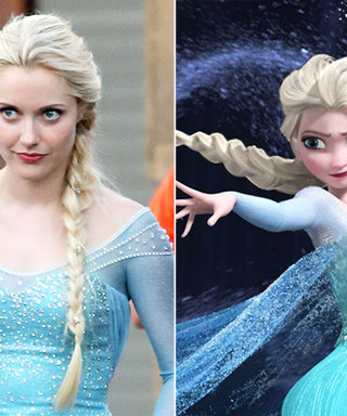 Calling All Frozen Fans! Recreate Elsa's Signature Side Braid