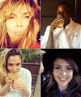Ready for Your #NoMakeup Selfie? If Not, These Fresh-Faced Celebs Will Change Your Mind