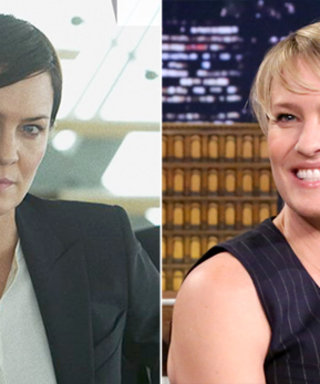 Robin Wright Transitions Back to Blonde