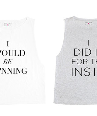 These Witty Tees Will Make You Want to Hit the Gym