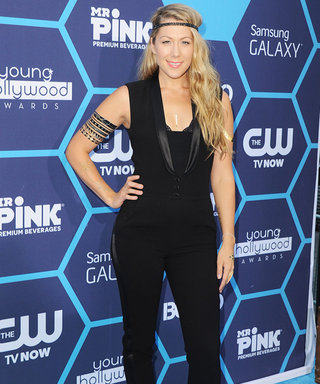 Colbie Caillat Rocks Her Album Cover Jumpsuit at the Young Hollywood Awards