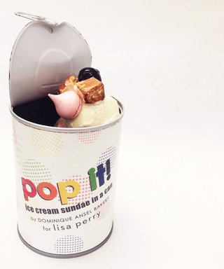 Sundae in a Can? Lisa Perry and Dominique Ansel to Bring a New Treat to the Hamptons