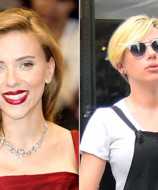 The Pixie Craze Continues! See Scarlett Johansson's Dramatic Cut
