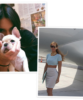 """From Wayfaring Stars to Kendall Jenner's """"Love Child"""": See the Weekend's Best Instagrams"""