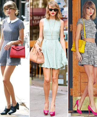 It's a Love Story: Taylor Swift and All Her Favorite Handbags