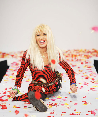 Happy 72nd Birthday, Betsey Johnson!