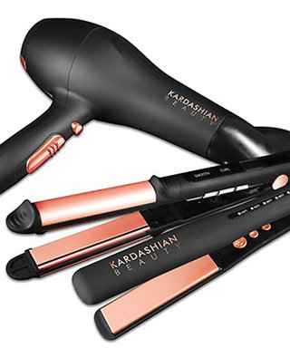 The Kardashian Sisters Are Launching Hair Tools!