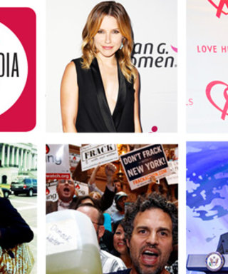 Who'll Win the Title of Ultimate Celeb Do-Gooder? Vote in Our Social Media Awards!