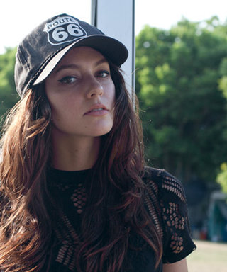 """Meg Myers's Tour Must-Haves Allow Her to """"Get Crazy"""" on Stage"""