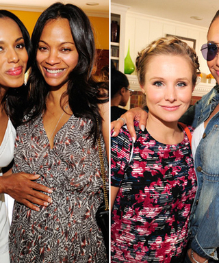 Go Inside Jennifer Klein's 16th Annual Day of Indulgence Party with Kerry Washington, Zoe Saldana, Kristen Bell, and More!