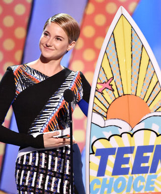"Shailene Woodley's Teen Choice Awards Dress Isn't for Her ""Everyday Grocery Store Life"""