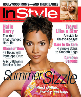 Throwback Thursday: See Birthday Girl Halle Berry's InStyle Cover from 2000!