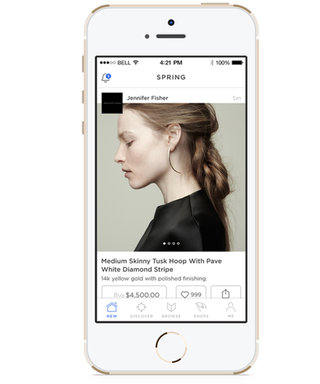 Tech, Yeah! Spring Promises To Be Your New Favorite Shopping App