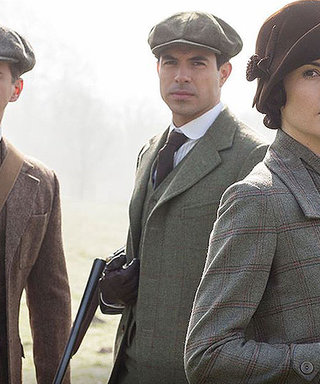 Lunchtime Links: Get a Sneak Peek at Season 5 of Downton Abbey, Plus More Must-Reads