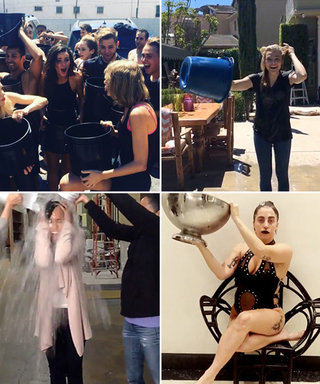 Brrrrr! The ALS Ice Bucket Challenge Hits Hollywood: Watch 8 Celebs Getting Dunked
