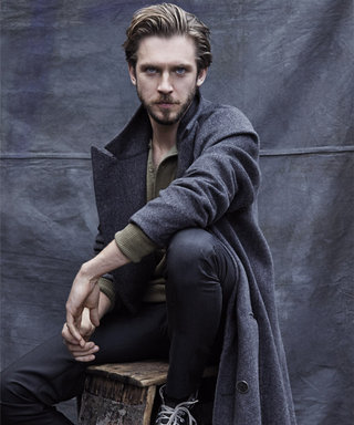 Swoon! Former Downton Abbey Star Dan Stevens Talks Wearing a Dress and Looking Hot in Jeans