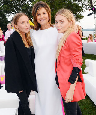 Surfs Up! Mary-Kate and Ashley Olsen Show Off Their Twin Style at the Hamptons Paddle & Party for Pink