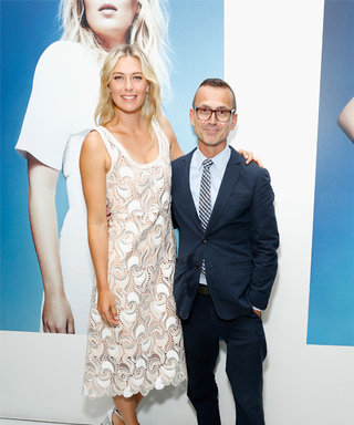 Maria Sharapova Serves Up a Fashion Win at the CFDA's Party for Pink
