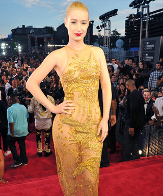 "Feeling ""Fancy""! See MTV VMA Nominee Iggy Azalea's Best Red Carpet Looks Ever"