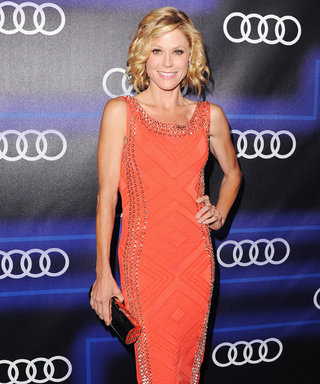 "Julie Bowen On Her Hot Hervé Léger Dress That ""Only '80s Supermodels Could Wear"""