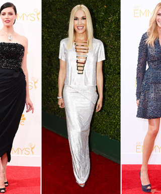 Crystals, Stones, Pearls, Oh My! See All the Bold Beadwork from the Emmy Awards