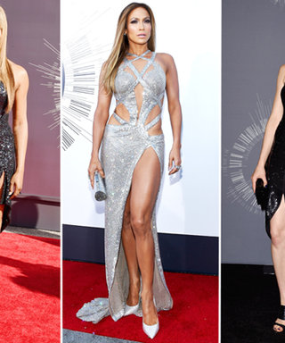 Star Light, Star Bright! See the Stars Who Glittered in All-Over Sequins at the VMAs
