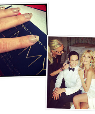 Insider's Look! The Best Celebrity Instagrams from the 2014 Emmy Awards