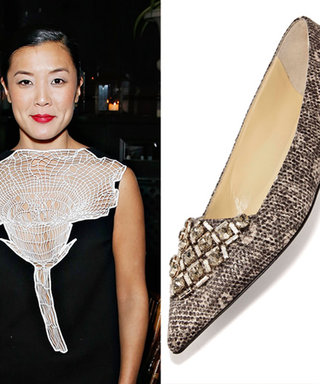 She's Back! Eugenia Kim Gives Us the Scoop on Her Sparkly Comeback Kicks