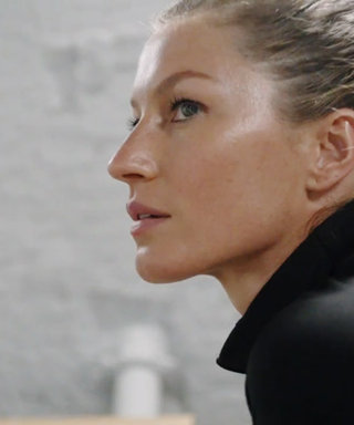 Gisele Bündchen Is the New Face of Under Armour!