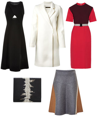 Real-Time Fashion: Shop Editor-Curated Picks from NYFW Day 4 Designers' Fall Collections