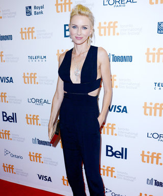 TIFF Fashion Report: How Naomi Watts Is Dealing with Toronto's Heat Wave