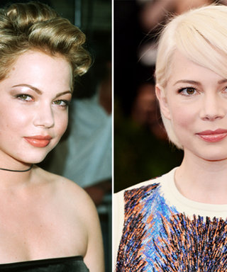 Happy 34th Birthday, Michelle Williams! See Her Two-Decade Transformation