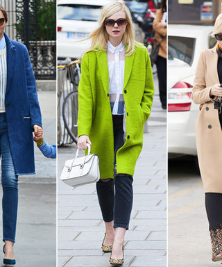Top Coats: Amp Up Your Look this Fall with Chic Outerwear