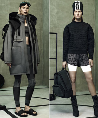 See the First Full Looks from the Alexander Wang for H&M Collection