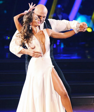 Dancing with the Stars's Karina Smirnoff Talks the Inspiration Behind Last Night's Premiere Costume