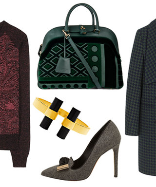 Real Time Fashion: Shop Editor Curated Picks From London Fashion Week Designer's Fall Collections
