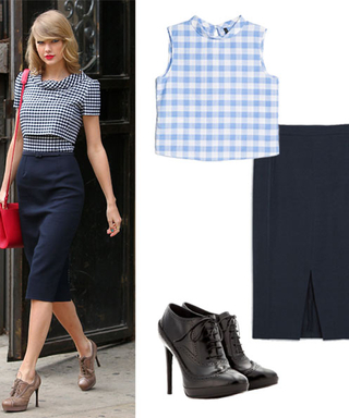 Play with Proportions: The Best Skirt Length–Boot Height Pairings for You to Try