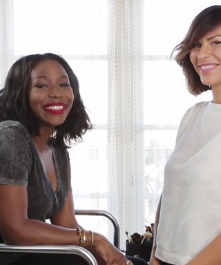 Video: See Exactly How to Recreate Kerry Washington's Winged Eyeliner and Bold Red Lip
