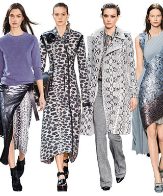 Fall 2014 Trend Spotting: A Refined Pack of Animal Prints