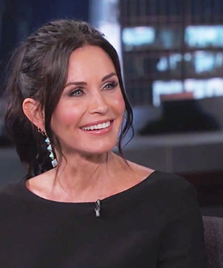 """Courteney Cox on the 20th Anniversary of Friends and Why No One Wanted the """"Monica"""""""