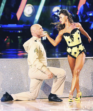 Dancing with the Stars's Karina Smirnoff Taps Into Her Inner Pin-Up Girl for Last Night's Performance