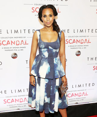 Scandal Returns This Week! Kerry Washington Reveals the Style Surprise We Can Expect from Olivia Pope This Season