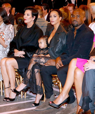 The Kardashian-Wests Continue to take Paris Fashion Week by Storm at Givenchy